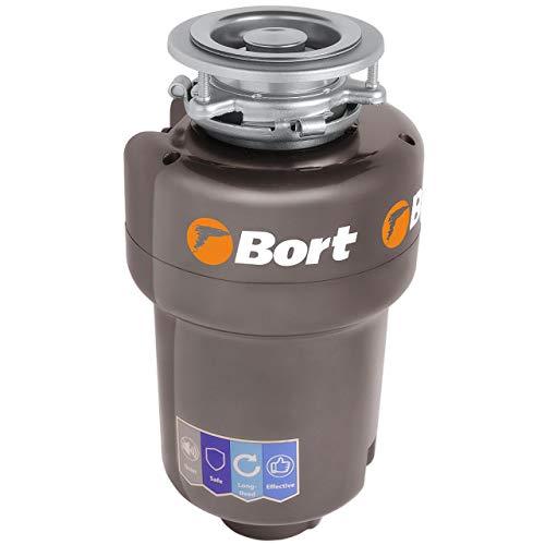 Bort TITAN 5000 Triturador de basura. 1400 ml, 560 W, 0,75 caballo de vapor, protección contra la contaminación.
