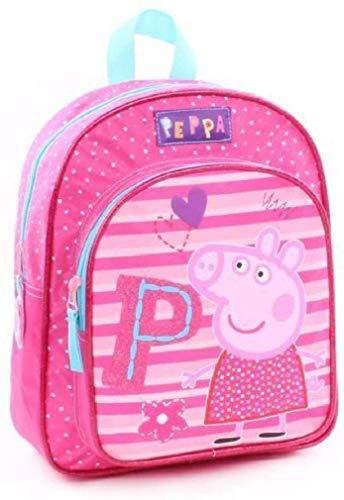 for-collectors-only Peppa Pig rugzak Peppa Wutz kindertas rugzak met voorvak