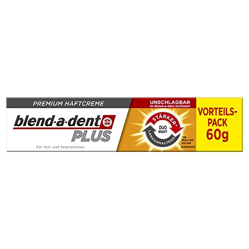 Blend-a-dent Plus Duo Kraft Premium-Haftcreme