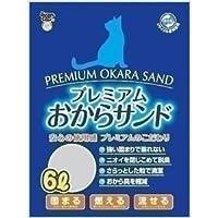 スーパーキャット SC プレミアム おからサンド 6L 【ペット用品】 〈簡易梱包