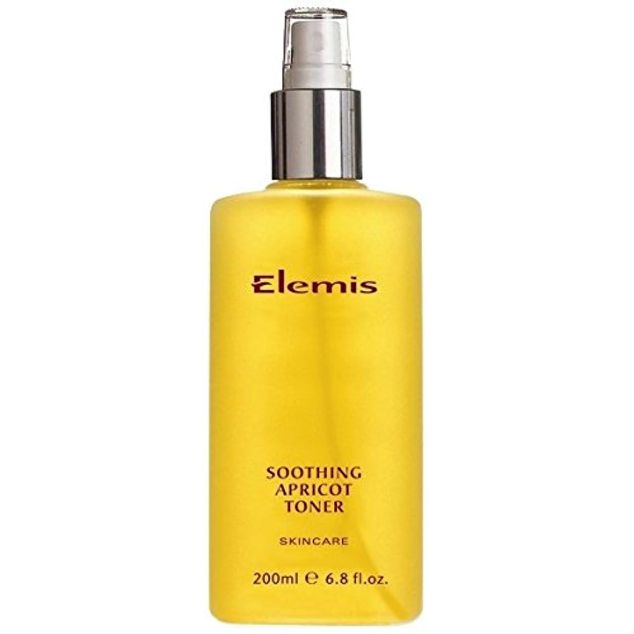 維持東ティモール直面するエレミスはなだめるようなアプリコットトナーをスキンケア (Elemis) - Elemis Skincare Soothing Apricot Toner [並行輸入品]