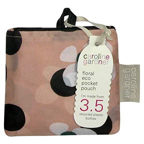 Caroline Gardner Einkaufstasche aus recyceltem umweltfreundlichem Blumenmuster