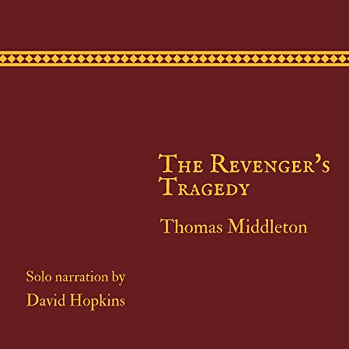 The Revenger's Tragedy (Director's Playbook) audiobook cover art