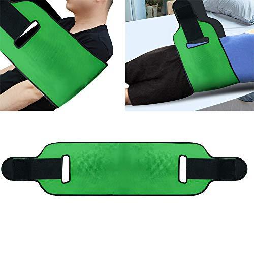 GHzzY Transfer Belt voor verpleegkundige patiënten die omdraaien, tillen, verschuiven & herpositioneren - Mobile Positioning Bed Pad hulpgordel