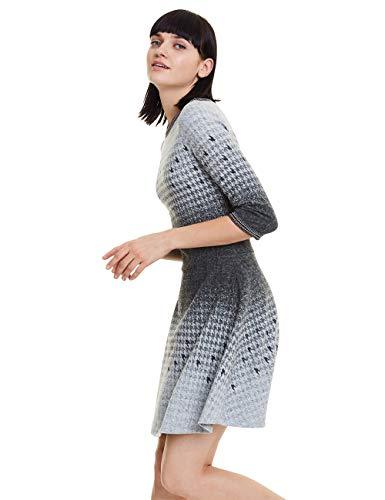 Desigual Damen Dress Miriam Kleid, Schwarz (Negro 2000), (Herstellergröße: XX-Large)