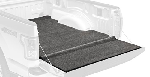 BedRug XLT Mat XLTBMY07RBS fits 07+ TUNDRA 6'6' BED , Gray