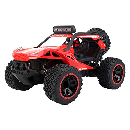 jieGorge Remote Control 2WD Off-Road Short-Course Truck High Speed RTR RC Car 1:14 2.4G, Education, Toys and Hobbies (Red)