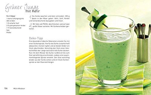 Smoothies, Shakes & Co. (Minikochbuch): Fruchtig, cremig und voller Vitamine (Minikochbuch Relaunch) Minikochbuch Relaunch - 3