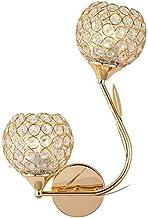 Durable Crystal Ball Applique Complex Procedures Decoration Style Unique Wall Lamp Elegant Design Modern Nordic Sconce (Co...