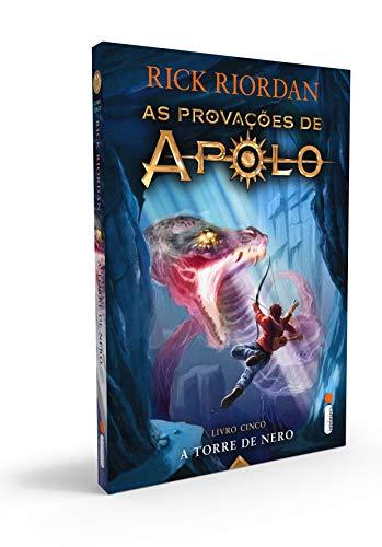 A Torre De Nero: Série As Provações De Apolo – Livro 5