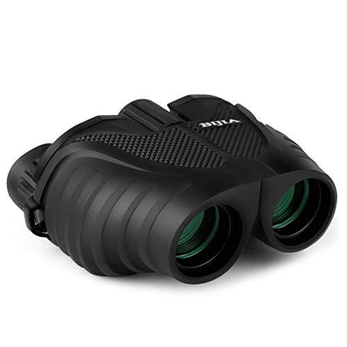 J-Love Telescopio visión Nocturna bajo Nivel luz con binoculares película Verde 10X25 HD