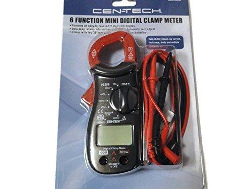 Cen-Tech 96308 6-Function Digital Clamp Meter