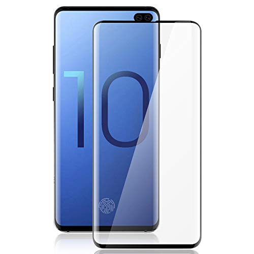 case friendly tempered glass for galaxy s10+
