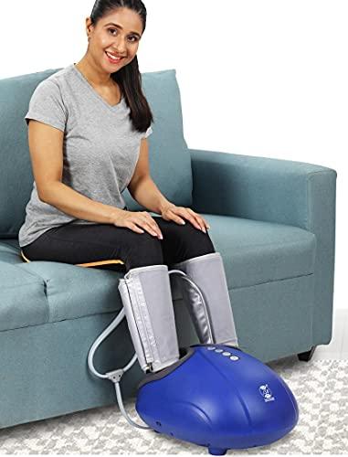 JSB HF95 Compact Shiatsu Foot Massager With Roller