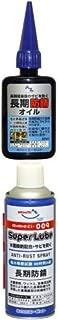 【おすすめセット】AZ(エーゼット) 長期防錆オイル + C1-009 スーパールブ 長期防錆スプレー セット