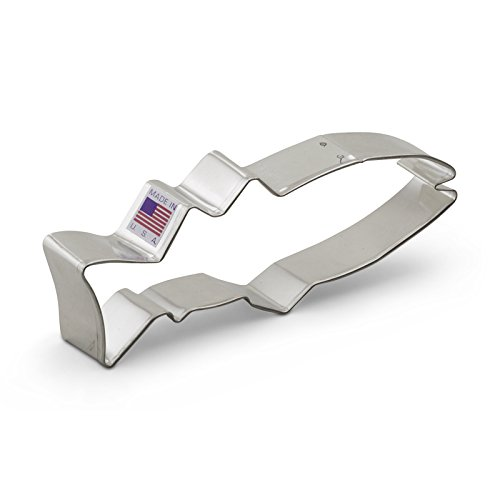 Ann Clark Cookie Cutters Fish Cookie Cutter, 5