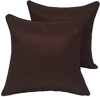 Best brown outdoor pillows Reviews