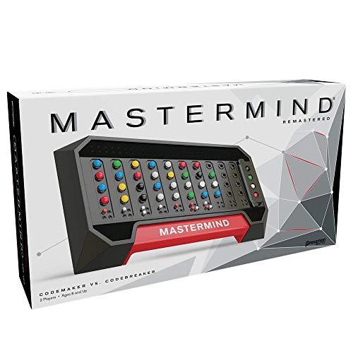 Mastermind Game : The Strategy Game of Codemaker vs. Codebreaker マスターマインド ゲーム キッズ 子供 [並行輸入品]