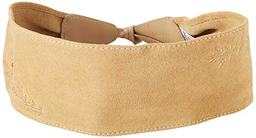 Desigual Belt_FAJIN Cinturón, Brown, U para Mujer