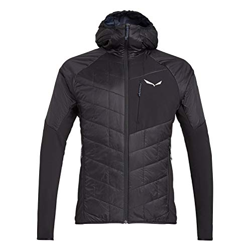 Salewa ORTLES Hybrid AWR M JKT Homme, Black Out, FR (Taille Fabricant : 52/XL)