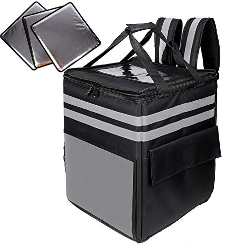 XL Insulated Pizza Delivery Backpack