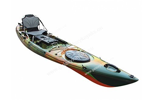 Galaxy Kayak de Pesca Marlin 438