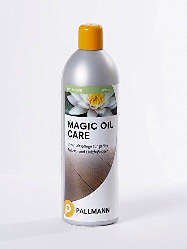 Pallmann Magic Oil Care in der 750ml Flasche.