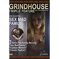 Sex Mad Family Grindhouse Triple Feature [並行輸入品]