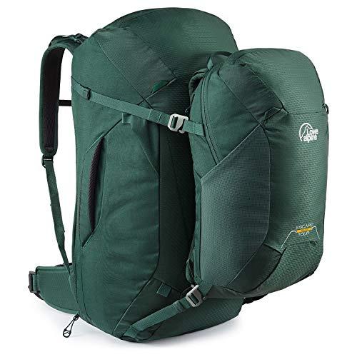 Lowe Alpine Escape Tour 55+15 Backpack Men nettle 2021 outdoor daypack