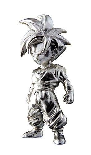 Bandai- Super Saiyan Son Gohan, Mini Figura de 7 cm, Dragon Ball Z Series Absolute Chogokin (BDIDB079095) , color/modelo surtido