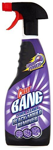 Limpiador de 2 x Cillit-Bang Poder Negro Removedor del molde 750ML