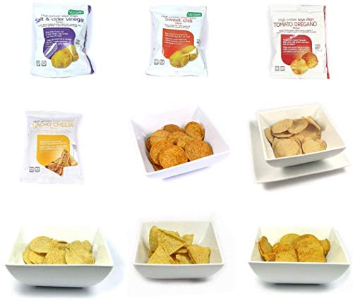 Billy's Diet | Diet Snacks Variety Pack | Low Calorie - Low Carb - High Protein - Vegetarian | Pack of 21 x 30g