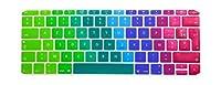 フランス語キーボードプロテクターfor MacBookretina 12 pro13EU用-EnterA1708 A1534A1931キーボードカバーラップトップアクセサリーラップトップフィルム -MULTI