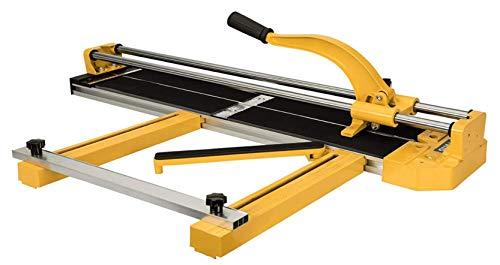 VITO Professional Laser Präzisions Fliesenschneider 1200 mm Schnittlänge Inklusive Stützflügeln - Fliesen Schneidemaschine PROFI - Qualität von VITO PRO POWER