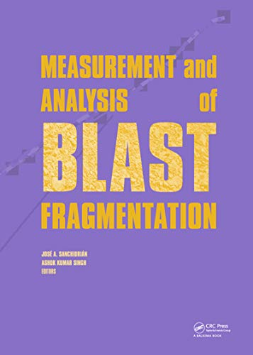 Measurement and Analysis of Blast Fragmentation
