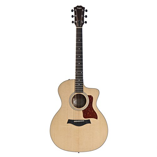 Taylor 214ce Grand Auditorium Sitka/Koa Laminate ES2 w/Hardshell Bag