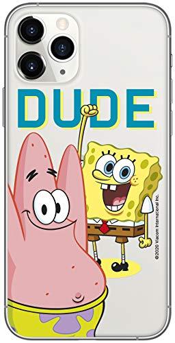 Ert Group NPCSBOB3304 Custodia per Cellulare SpongeBob 005 iPhone 5/5S/SE