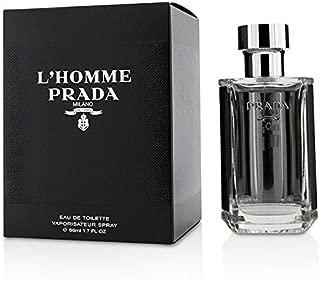 L'Homme Pradà by Pradà Eau De Toilette Spray For Men 1.7 OZ. 50 ml.