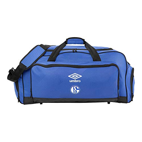 FC Schalke 04 Sporttasche (L, blau)