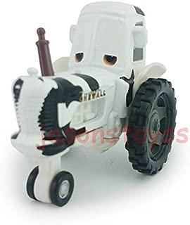 ้็็Hand Mate Car Toys Pixar 1:55 Scale Diecast Cow Tractor Toy and Car Collectors