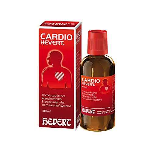 Cardio Hevert Tropfen, 100 ml Lösung