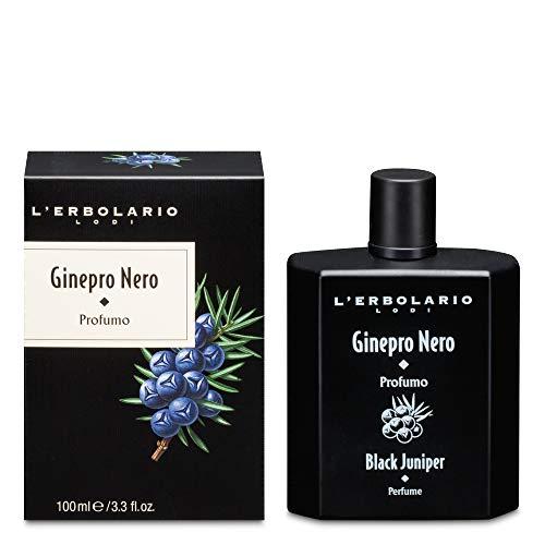 L´ERBOLARIO ENEBRO Negro Perfume 100ml, Estándar, Único