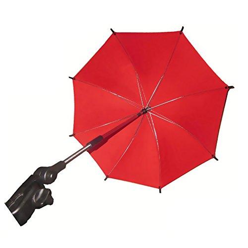 ZHOUBA parapluie/parasol pliable pour poussette