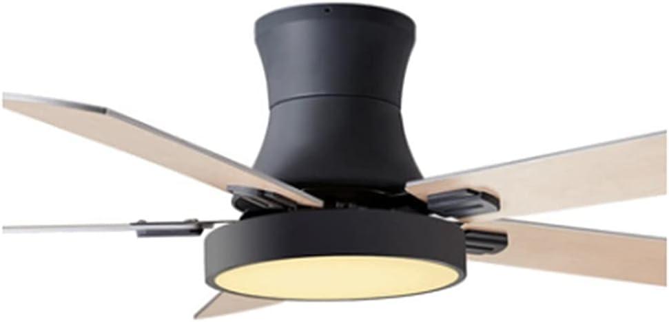 YMLSD Ceiling Max 40% OFF [Alternative dealer] Lamps Modern Led C with Remote Fan Chandelier