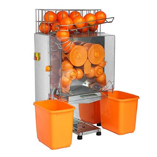 Naranja industrial del extractor del jugo del zumo de fruta que hace la máquina