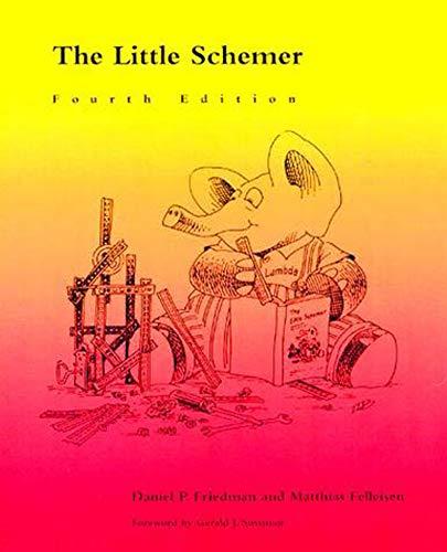 The Little Schemer, fourth edition (The MIT Press)の詳細を見る
