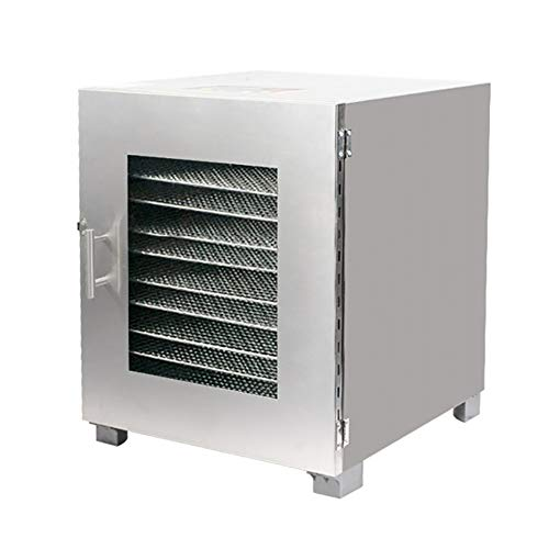 Review Of Food Dehydrator, Countdown Timer,Stainless Steel for Jerky,Fruit,Vegetables&Nuts