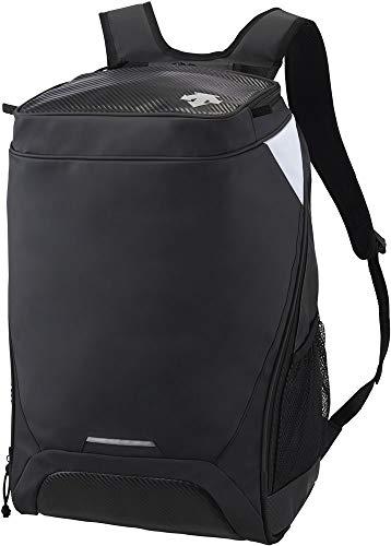 DESCENTE(デサント) 野球 リュック バックパック 約42L PCポケット付き BLK F C-0120
