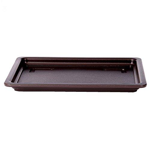 Bonsai - Untersetzer eckig ca. 28 x 21 cm Kunststoff 53131