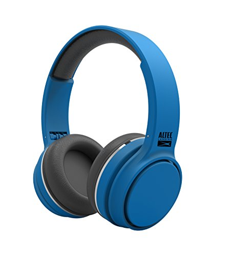 Altec Lansing Ring N Go (AL-CAQ370-001.520) - Auriculares, Color Azul